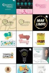 Logomarcas e Criações diversas