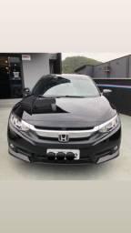 Honda Civic EXL Cvt 2.0 2017