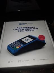 Máquina de cartão mercado pago point pro