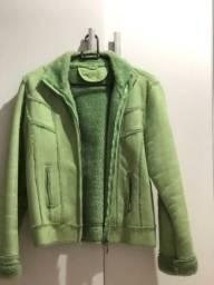 Casaco casaco verde