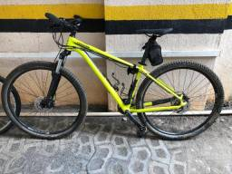 Bike Bicicleta Cannondale Trail 6 - Shimano
