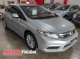 Civic LXS 1.8 2013 Automático
