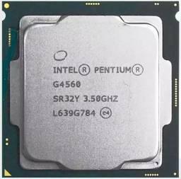 Processador Pentium g4560 - Bate i3