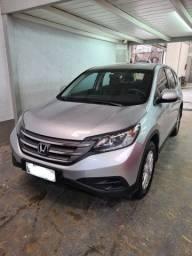 Honda CR-V LX 2013. IMPECÁVEL!! ÚNICA DONA