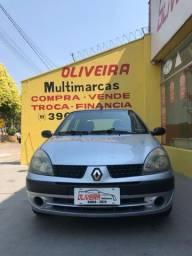 Renault Clio EXP 2005/2006 1.0 gasolina