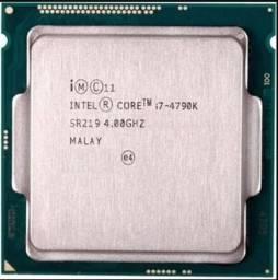 Combo Upgrade - i74790k + 24gb ddr3 + Asus b85m-e ddr3 (ou troco por i59600k É 16gb ddr4
