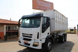 Iveco Tector 240e25 6x2 Caçamba Basculante Agricola