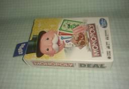 Vende-se Jogo de Cartas Monopoly