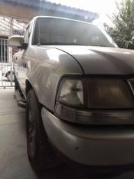 Ranger xlt 2.5 1998 turbo diesel 4x4 gabine simples