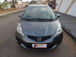 Honda/fit ex automatico 1.5 flex 2009/2009 carro extra