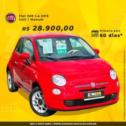 Fiat 500 1.4 Cult 2013 / Manual (Extra)