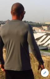 Camisas com proteção UV50