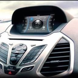 Central multimidia, CASKA Premium CA358-BR - Ford Ecosport