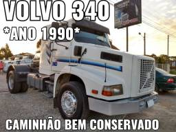 Volvo 340 *Ano 1990* Segundo Dono , Conservado , Contato Estará Na Descrição