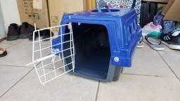 Casinha de transporte para gato e cachorro