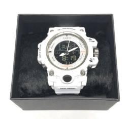 Relógio Casio G-shock Rangeman Branco Com Garantia Produto Novo