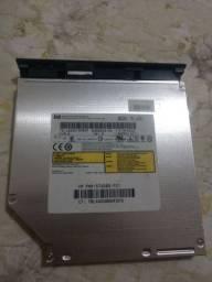 Leitor de CD/DVD de notebook HP G42