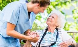 Intensivo de cuidador de idosos