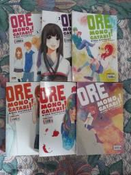 6 volumes de Ore Monogatari!