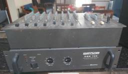 Amplificador Wattson DBK 720