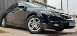 Honda New Civic 2010 EXS 1.8 Flex Automático Completo, Bem conservado