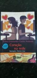 Livro Coraçao Na Rede