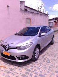 Renault Fluençe Prata Ano 2015,Automático,2.0,