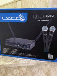 Microfone LYCO UH-02MM