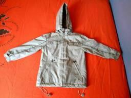 Jaqueta infantil masculina