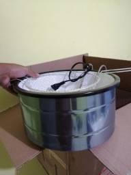 Fritadeira 7 litros eletrica