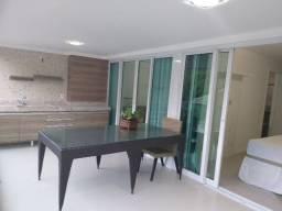 Sofisticado quarto e sala no Costa Espanha
