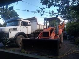 Serviços de demolição, aterro, terraplenagem, limpezas de terrenos