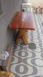 Mesas Rústicas precinho baixo