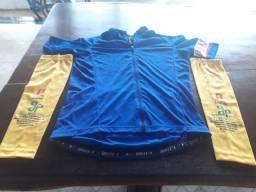 Camisa Specialized e manguito IÀ Eventos Esportivos