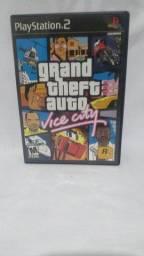 GTA Vice City Playstation 2 original.