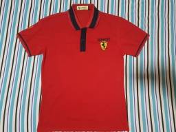 Camisa Polo Ferrari P