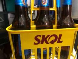 Engradado para garrafa 600 ml e litrão