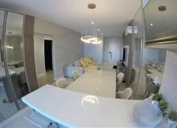 Apartamento à venda, 2 quartos, 1 suíte, 2 vagas, Centro - Toledo/PR