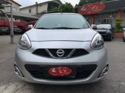 Nissan March  1.6 16V SV (Flex)  MANUAL
