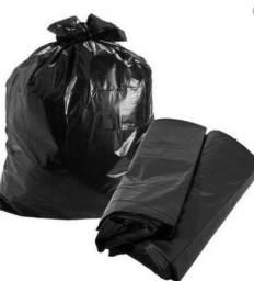 Saco de lixo 100 ltrs Reforçado fardo c/ 5 kg