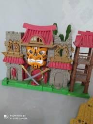 Vendo Castelo ninja imaginex