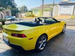 Vendo camaro amarelo 2015 conversivel