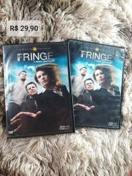 Vendo DVD's Originais de Séries