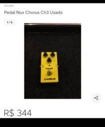 Vendo ou troco pedal de xhorus Nux