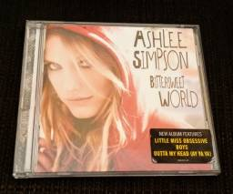 Cd Ashlee Simpson Bitterweet World (importado)
