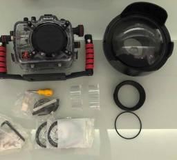 Caixa Estanque Ikelite + Canon 5d Mark Iii + Lente 16-35 F/4