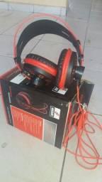 Fone de ouvido monitor de audio proficional arcano