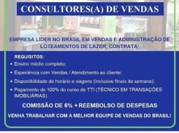 Consultores(a) de Vendas
