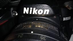 Vendo Corpo de Câmera Nikon D3000