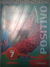 Livro positivo para ensino médio 2 série